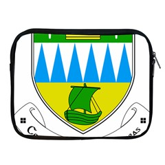 Coat of Arms of County Kerry Apple iPad 2/3/4 Zipper Cases