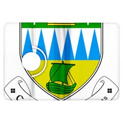 Coat of Arms of County Kerry Kindle Fire HDX Flip 360 Case