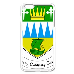 Coat of Arms of County Kerry Apple iPhone 6 Plus/6S Plus Enamel White Case