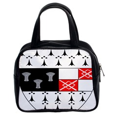 County Kilkenny Coat of Arms Classic Handbags (2 Sides)