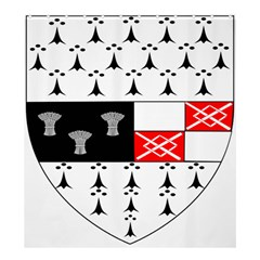 County Kilkenny Coat of Arms Shower Curtain 66  x 72  (Large)