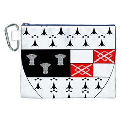 County Kilkenny Coat of Arms Canvas Cosmetic Bag (XXL)
