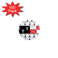 County Kilkenny Coat of Arms 1  Mini Magnets (100 pack)