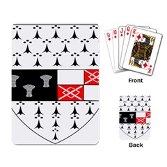County Kilkenny Coat of Arms Playing Card