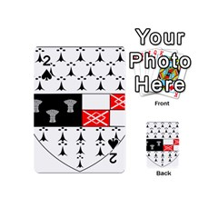 County Kilkenny Coat Of Arms Playing Cards 54 (mini)