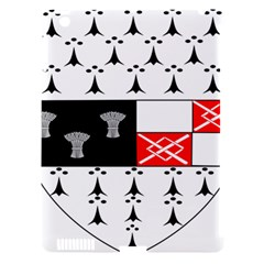 County Kilkenny Coat of Arms Apple iPad 3/4 Hardshell Case (Compatible with Smart Cover)