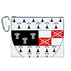 County Kilkenny Coat of Arms Canvas Cosmetic Bag (XL)