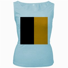 Flag of County Kilkenny Women s Baby Blue Tank Top