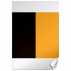 Flag of County Kilkenny Canvas 12  x 18