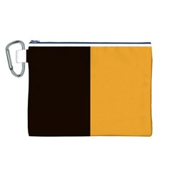 Flag of County Kilkenny Canvas Cosmetic Bag (L)