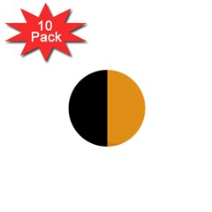 Flag of County Kilkenny 1  Mini Buttons (10 pack)