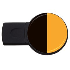 Flag of County Kilkenny USB Flash Drive Round (2 GB)