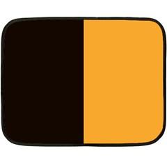 Flag of County Kilkenny Fleece Blanket (Mini)