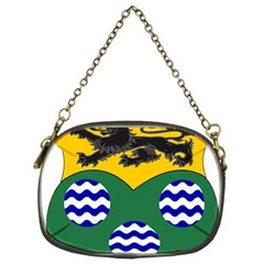 County Leitrim Coat of Arms Chain Purses (Two Sides)