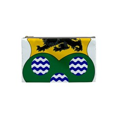 County Leitrim Coat of Arms Cosmetic Bag (Small)