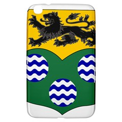 County Leitrim Coat of Arms Samsung Galaxy Tab 3 (8 ) T3100 Hardshell Case