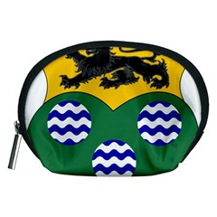 County Leitrim Coat of Arms Accessory Pouches (Medium)