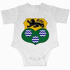 County Leitrim Coat of Arms  Infant Creepers