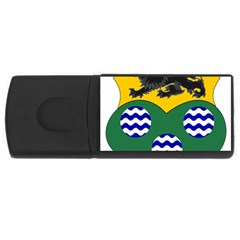 County Leitrim Coat of Arms  USB Flash Drive Rectangular (1 GB)