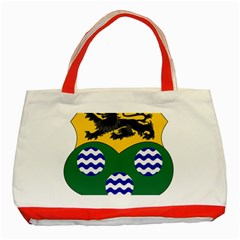 County Leitrim Coat of Arms  Classic Tote Bag (Red)