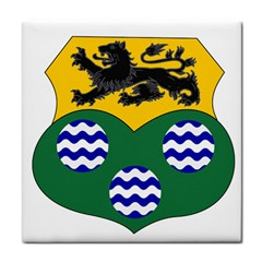 County Leitrim Coat of Arms  Face Towel