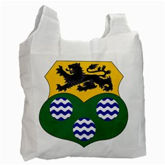 County Leitrim Coat of Arms  Recycle Bag (One Side)