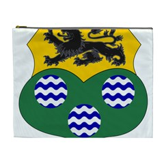 County Leitrim Coat of Arms  Cosmetic Bag (XL)