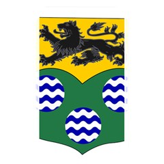 County Leitrim Coat of Arms  Memory Card Reader