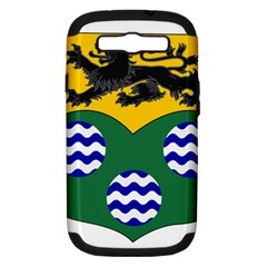 County Leitrim Coat of Arms  Samsung Galaxy S III Hardshell Case (PC+Silicone)