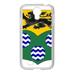 County Leitrim Coat of Arms  Samsung GALAXY S4 I9500/ I9505 Case (White)