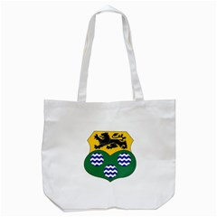 County Leitrim Coat of Arms  Tote Bag (White)