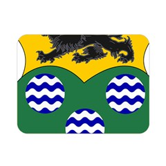 County Leitrim Coat of Arms  Double Sided Flano Blanket (Mini)