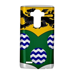 County Leitrim Coat of Arms  LG G4 Hardshell Case