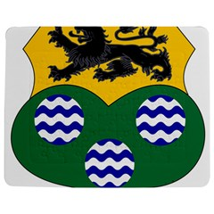 County Leitrim Coat of Arms  Jigsaw Puzzle Photo Stand (Rectangular)