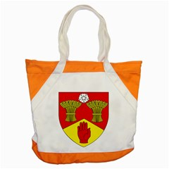 County Londonderry Coat of Arms Accent Tote Bag