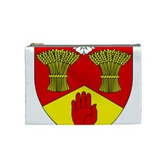 County Londonderry Coat of Arms Cosmetic Bag (Medium)