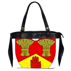 County Londonderry Coat of Arms Office Handbags (2 Sides)
