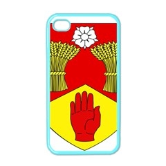 County Londonderry Coat of Arms Apple iPhone 4 Case (Color)