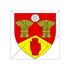 County Londonderry Coat of Arms Acrylic Tangram Puzzle (4  x 4 )