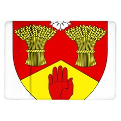 County Londonderry Coat of Arms Samsung Galaxy Tab 10.1  P7500 Flip Case