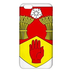 County Londonderry Coat of Arms iPhone 6 Plus/6S Plus TPU Case