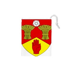 County Londonderry Coat of Arms Drawstring Pouches (XS)
