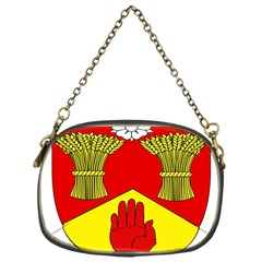 County Londonderry Coat Of Arms  Chain Purses (one Side)