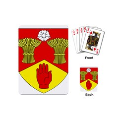 County Londonderry Coat of Arms  Playing Cards (Mini)