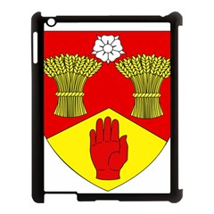 County Londonderry Coat of Arms  Apple iPad 3/4 Case (Black)