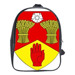 County Londonderry Coat of Arms  School Bags (XL)