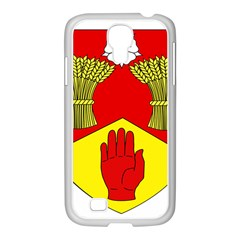 County Londonderry Coat of Arms  Samsung GALAXY S4 I9500/ I9505 Case (White)