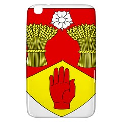 County Londonderry Coat of Arms  Samsung Galaxy Tab 3 (8 ) T3100 Hardshell Case
