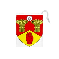 County Londonderry Coat of Arms  Drawstring Pouches (Small)