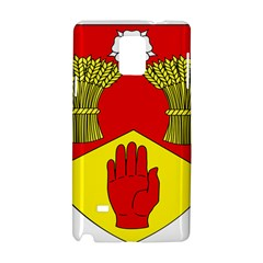 County Londonderry Coat of Arms  Samsung Galaxy Note 4 Hardshell Case